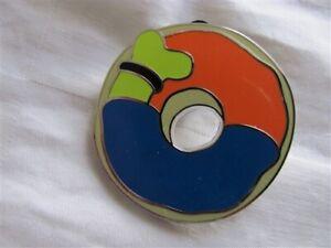 Disney-Intercambio-Pins-De-106592-Mickey-Mouse-y-Amigos-Donut-Misterio-Mini-Pin