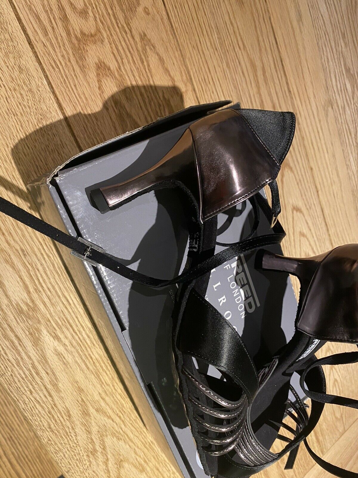 freed of london dance shoes BRAND NEW IN BOX ballroom Shoes