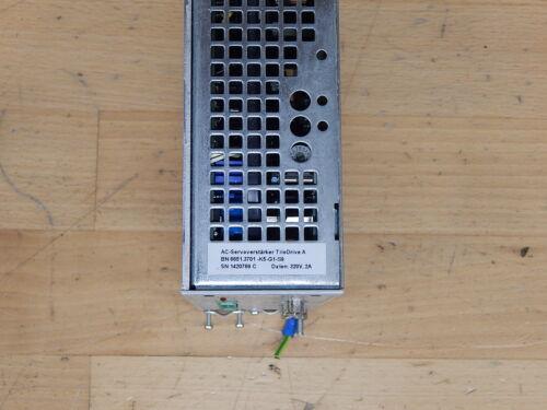 ESR AC-Servoverstärker TrioDrive A  //// BN 6551.3701-K5-G1-S9 Used