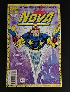 Nova-1-Jan-1994-series-Marvel-Comics-NM