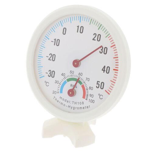 Mini indoor outdoor hygrometer humidity gauge thermometer temperature meterO  ob