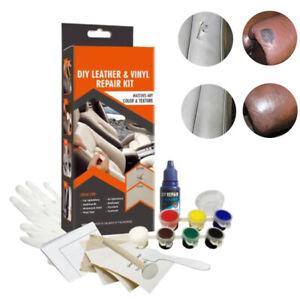 1pc Leather Repair Kit Filler Professional Vinyl Diy Car