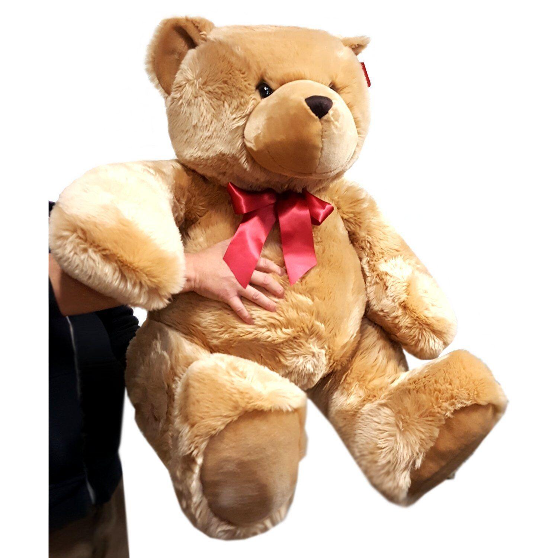 120cm Giant Sitting Harry Bear Cuddly Soft Toy by Keel Toys - Teddy Gift Idea
