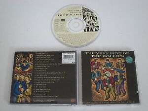 THE-HOLLIES-THE-MOLTO-BEST-OF-EMI-GERMANIA-CDP-564-0777-7-81092-2-8-CD-ALBUM