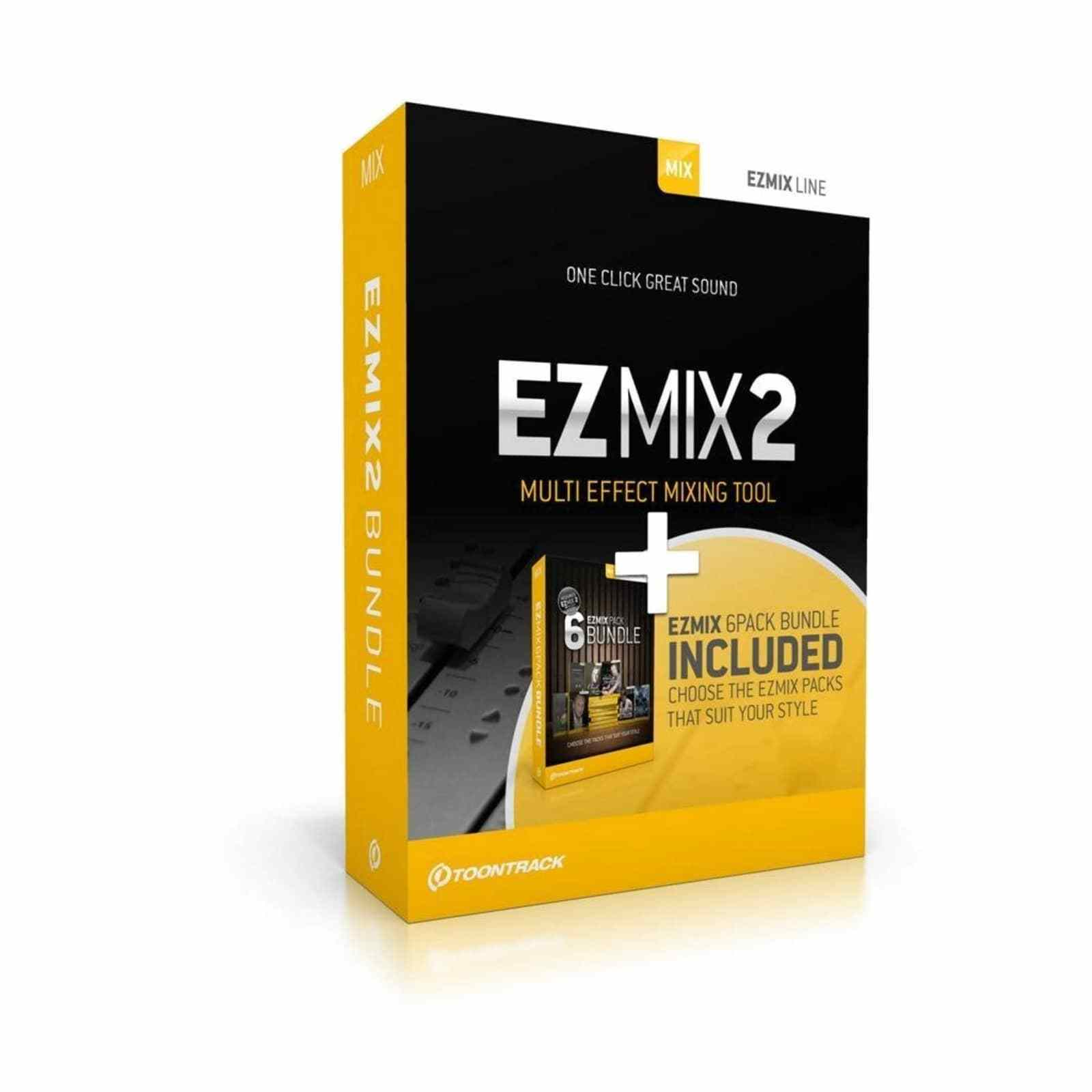 Toontrack EZmix 2 2 2 and Preset Packs Bundle (Serial Download) 9aced3