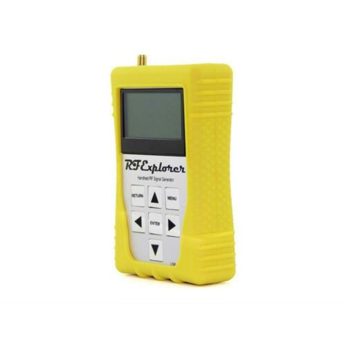 RF Explorer Handheld Hand  Analyzer Silicone Case Blue//Light Yellow