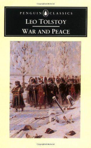 War and Peace (Penguin Classics),Leo Tolstoy, R. Edmonds