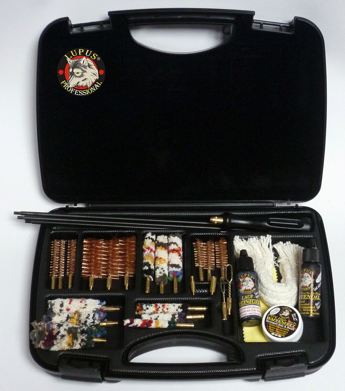 Waffenreinigungsset - Waffenputzset - Waffenpflegeset für Flinte Flinte Flinte Büchse Kurzw. b920e4