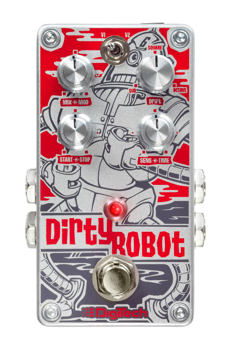 Digitech Dirty Robot Synth pedal - free US shipping