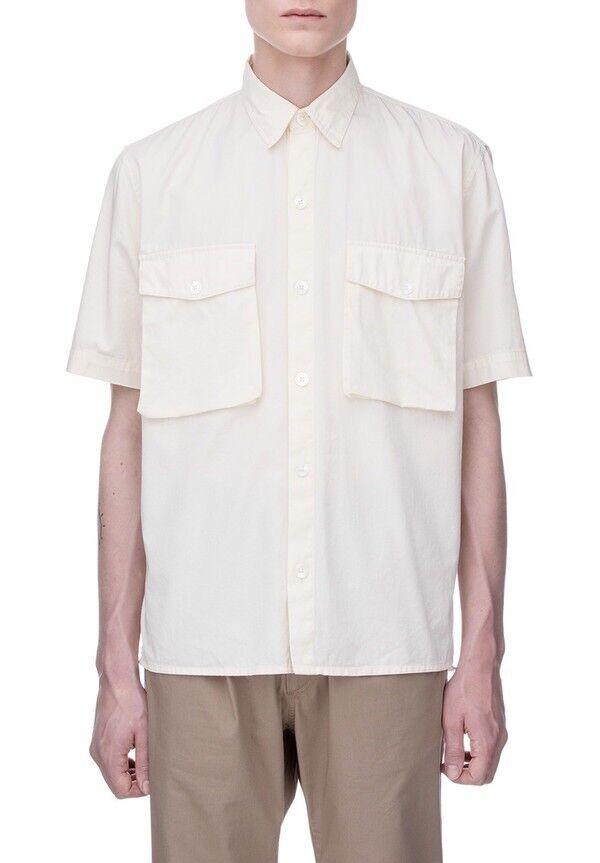 La nostra eredità uniforme Camicia Crema Luce Drill 48