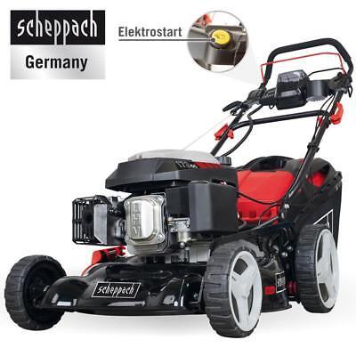 Scheppach Benzin Rasenmäher 6in1 mit EStart&Antrieb 4PS Breite 51cm MS173-51E