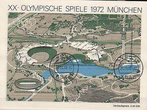 Brd-Block-7-gestempelt-034-XX-Olympische-Spiele-Muenchen-1972-034