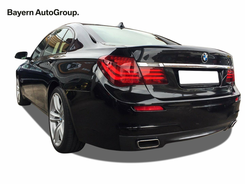 BMW 740d 3,0 xDrive aut. 4d