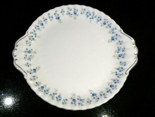 Beautiful Royal Albert Memory Lane Cake Plate
