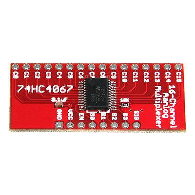 Geeetech 16 Channel Analog Digital Multiplexer Demultiplexer CD74HC4067 Breakout