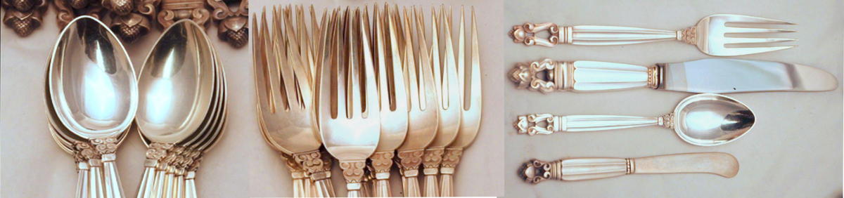 Shop Event Sterling Silver Flatware Serve ware Event Top brands & sellers at sale prices