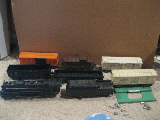 Lionel Berkshire Steam Engine 2671WX Tender 63132 2456 6457 6462 3472 Train