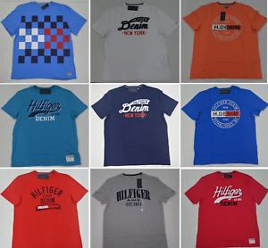 bb9ddb2c869ff NWT Men s Tommy Hilfiger Short-Sleeve Tee (T) Shirt XS S M L XL XXL ...