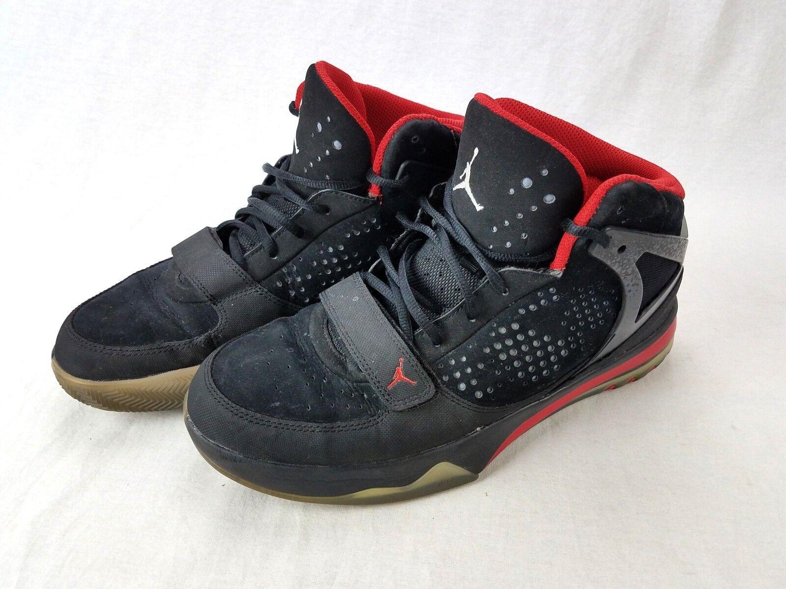 Seasonal clearance sale Nike Jordan Phase 23 Hoops - Black/Varsity Red-Stealth 440897-003 Comfortable