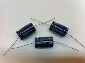 85 ° C 1000uf 20 condensadores electrolíticos 25v