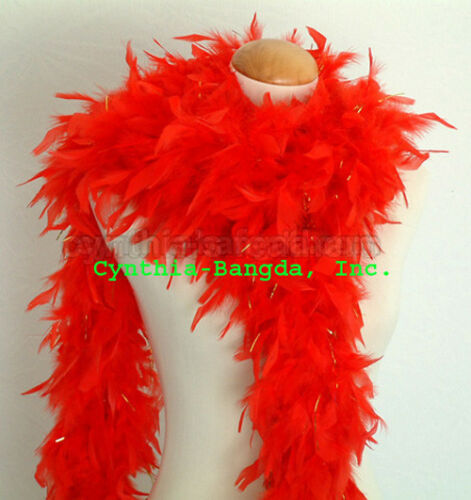 patterns to pick up from 65 Gram Chandelle Feather Boa with tips with tinsel 30