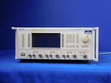 Ifraeroflex 2026 Multisource Generator 10 Khz 24 Ghz Non Working As Is