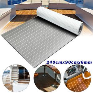 240cm-x-90cm-Marine-Flooring-Teak-EVA-Foam-Boat-Decking-Sheet-Carpet-i