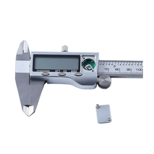 //100 150 200 300 mm Vernier Digital Caliper Ruler Kit environ 30.48 cm Électronique 4 6 8 12 in
