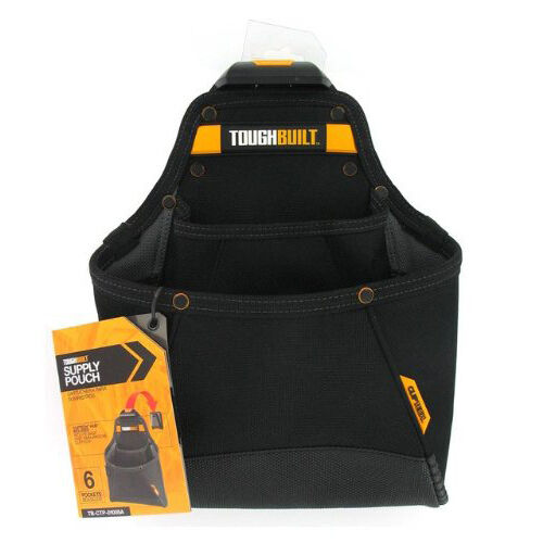 TOUGHBUILT TB-CTP-01005A HIGH CAPACITY POCKET SUPPLY POUCH