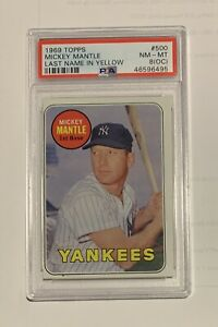 1969-Topps-500-Mickey-Mantle-Yankees-HOF-PSA-8-MC-NM-MT-Last-Name-In-Yellow