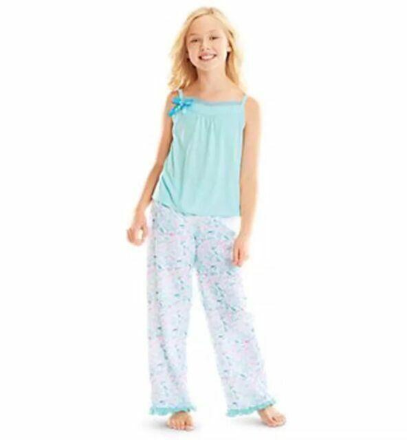 NEW American Girl Doll Grace Paris Dreams PAJAMAS for GIRLS L Large 14-16
