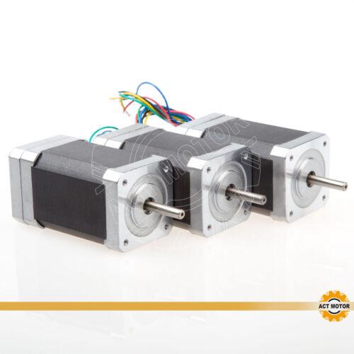 KAMI Schrittmotor 34H280-60-4A für CNC Umbau NEU