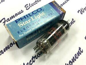 1pcs-PHILCO-6BW4-Vacuum-tube-NOS