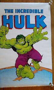 1978-1985-Trimpe-Romita-Marvel-Comics-Hulk-art-poster-1-1970s-1980s-Marvelmania