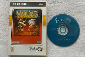 Warcraft Orcs Humans Pc Cd Rom V G C Fast Post Rts Strategy