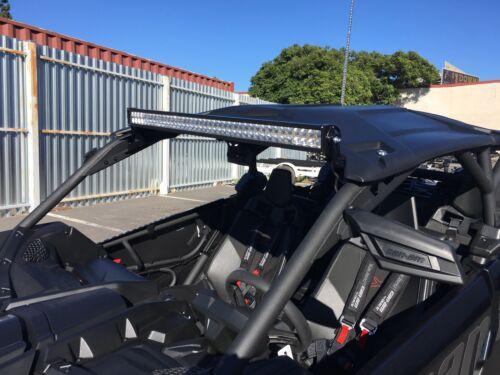 2017-2019 CAN-AM MAVERICK X3 LED LIGHT BAR BRACKETS 40/'/'-42/'/'  LIGHT BAR MOUNTS