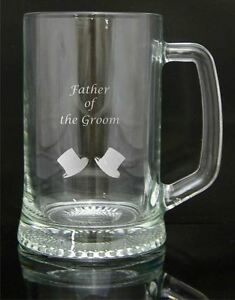 Personalised-Quality-Glass-Tankard-Wedding-Gift-Father-of-the-Groom
