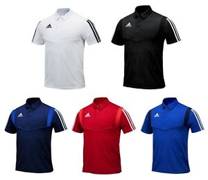 a944105c7d Details about Adidas Tiro 19 Polo Tee (DT5409) Running Training Gym Sports  T-Shirt Top