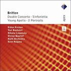 Britten: Double Concerto; Sinfonietta; Young Apollo; 2 Portraits (CD, Jun-2011, Apex (UK))