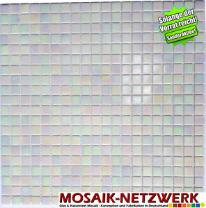 mosaik perlmutt weiss bad duschtasse wand wc fliesenspiegel k che es 58 89146 b ebay. Black Bedroom Furniture Sets. Home Design Ideas