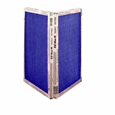 20x20x1 Fiberglass Flanders Furnace Basic MERV 4 EZ Flow II Air Filter 12/Box