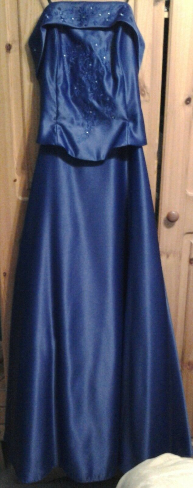 Royal bluee Ball Gown   Evening   Prom Dress