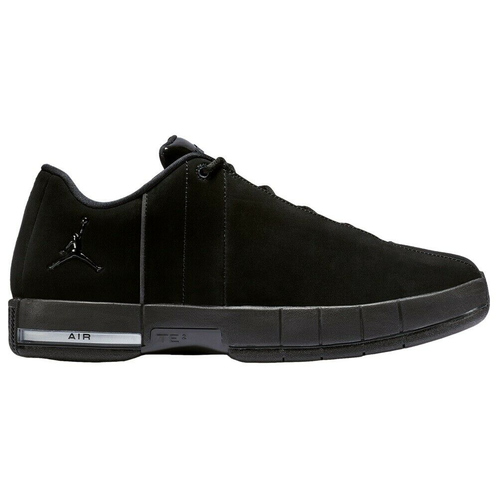 Nike Men's Air Jordan TE Team Elite 2 Low shoes (Black) NIB AO1696-003  110