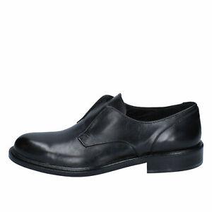 Prem1um scarpe classiche classic shoes made in italy uomo man pelle leather 100/%