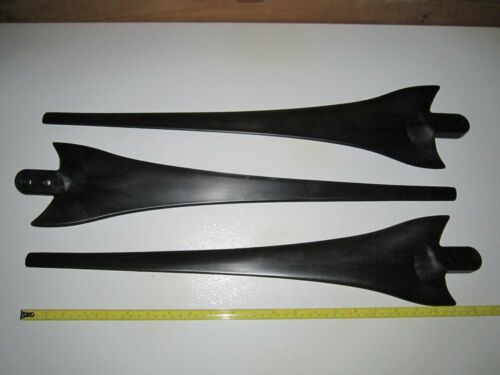 3 GENUINE Replacement BLADES for PRIMUS Southwest AIR-X /& AIR30 Wind TURBINES