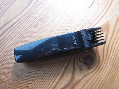 Haarschneider Moser 1400 black Haarschneidegerät #42743 Haarschneidemaschine