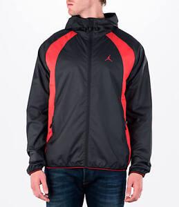 49ba101606d6 New Men s Air Jordan Wings Windbreaker Jacket (897884-015) Men XL