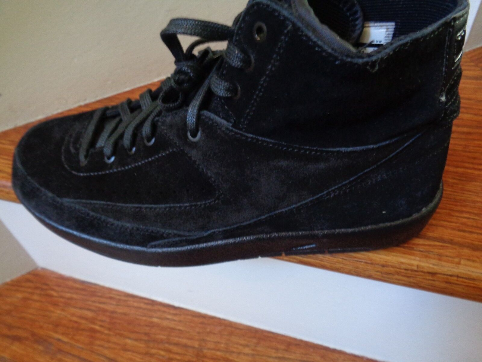 2e7c0ee15bc Nike Air Jordan 2 Retro Decon Men's Basketball shoes, 897521 010 Size 9.5  NEW noeqks9110-Athletic Shoes