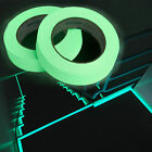 """40yds x 1""""w Glow In The Dark Duct Tape Gaffers Shurtape Arts Crafts Stair Safety"""