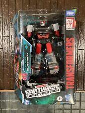 Takaratomy hasbro exclusive Transformers earthrise wfc bluestreak in stock
